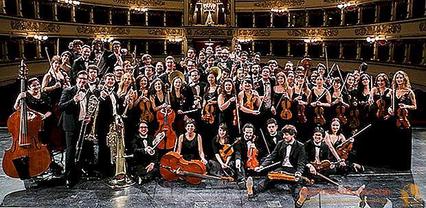 11 Juli, Teatro alla Scala Academy Orchestra tampil di hippodrome Varese