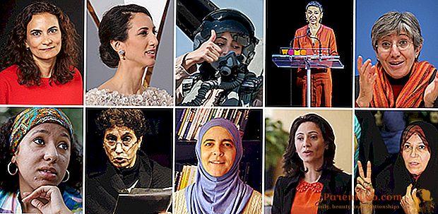 20 امرأة ستغير الشرق الأوسط
