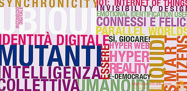 20 palabras (digital) para aprender durante los próximos 20 años.