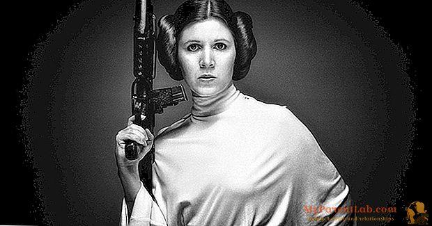 """Adeus a Carrie Fisher. Princesa Leila de """"Star Wars"""" morreu aos 60 anos"""