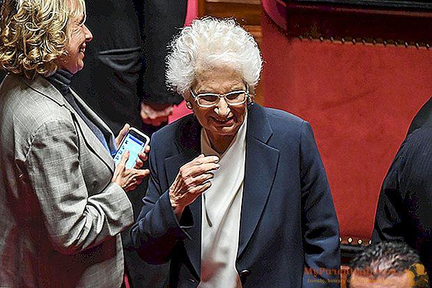 A XVIII legislatura dá início à ovação da senadora Liliana Segre