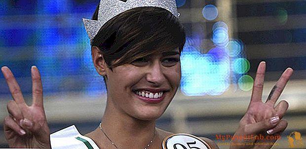 أليس ساباتيني هي ملكة جمال إيطاليا الجديدة