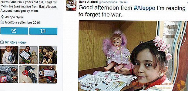 ¿Es Bana Al-Abed la pequeña siria Ana Frank?