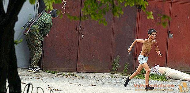 Beslan: hace 11 años, la masacre de niños.