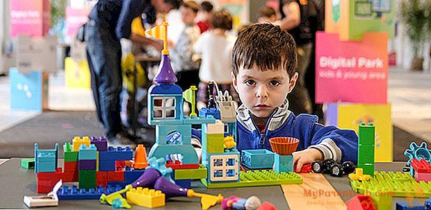 """Campamentos de verano para niños: """"en verano construyo un robot""""."""