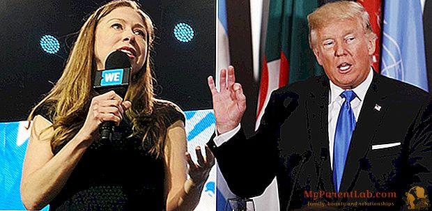 Chelsea Clinton en Twitter da lecciones de estilo a Trump (después de otro sgarro social)