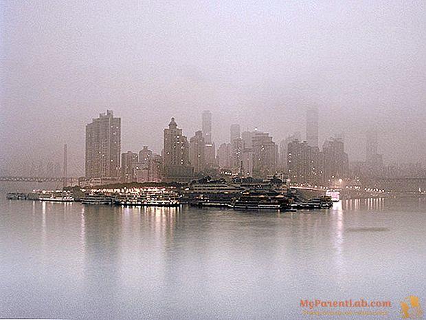 Kinija: Metamorpolis, sustabdytas miestas
