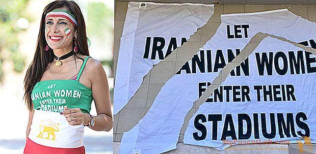 """Darya Safai: """"Povlekla sem se s stadiona, ker sem protestirala za iranske ženske"""""""