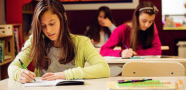 Exámenes de tercer grado al inicio: todas las novedades.