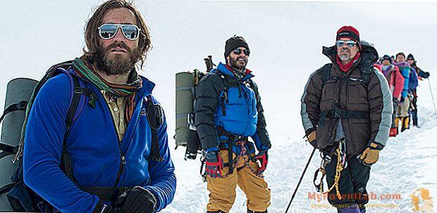 エベレスト:多重壮観?
