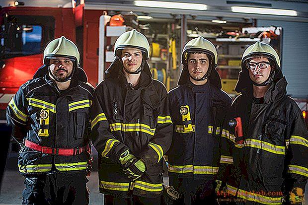 الحفلات الموسيقية الرائعة التي شاهدتها فرقة إطفاء الحرائق (مستعدة لإخماد نزوات النجوم)