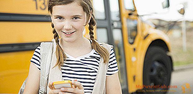 أول هاتف ذكي للطفل: 10 أشياء يجب القيام بها من أجل سلامته