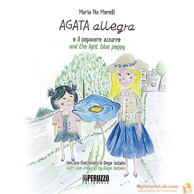 ライブラリーには、アガタアレグラの童話、勇気と回復力のある女の子の物語が描かれています。
