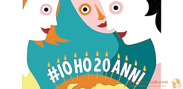 # ioho20anni ، مبادرات IO Donna