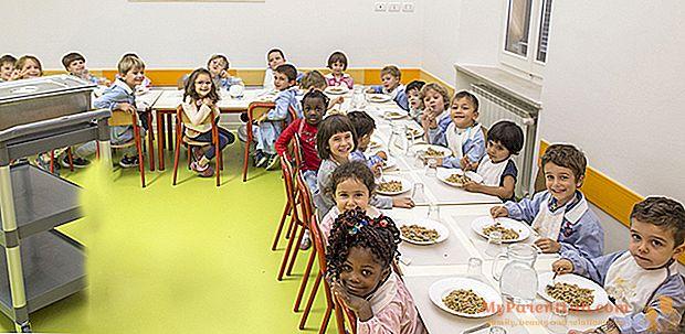 في جيسي ، في أفضل مقصف مدرسي في إيطاليا