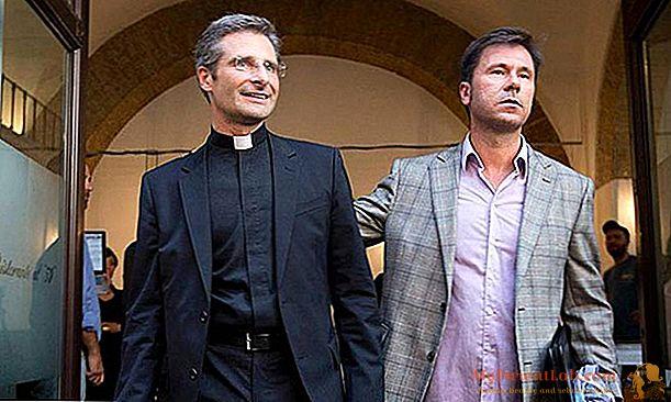 """El ex monseñor Charamsa: """"El Papa es prisionero de un Vaticano que tiene prejuicios contra gays y mujeres"""""""