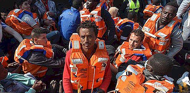 La aplicación que ayuda a curar mejor a los migrantes.