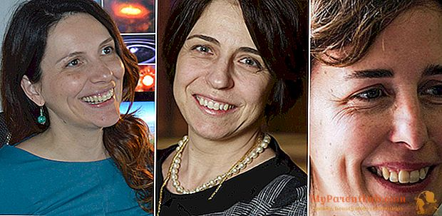 """重力波の3つのイタリアの天体物理学 """"女の子、科学者になる"""""""