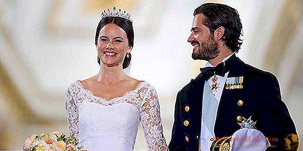 الزواج الاجتماعي بين كارل فيليب من السويد وصوفيا هيلكفيست