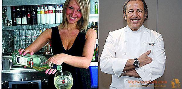 Sie an der Bar, er in der Küche: der Küchenchef La Mantia und der Barkeeper Vialardi im Vergleich
