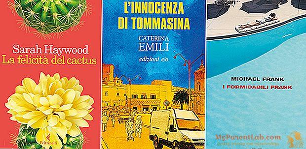 Libros para el verano: cuentos familiares (complicados).