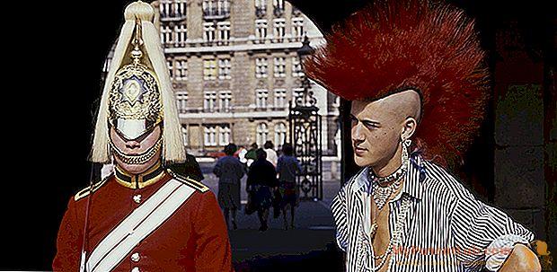 لندن تحتفل 40 عاما من الشرير