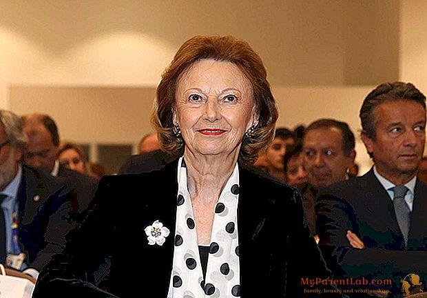 Según la revista Forbes, Maria Franca Fissolo, la viuda de Ferrero, es la más rica de Italia.