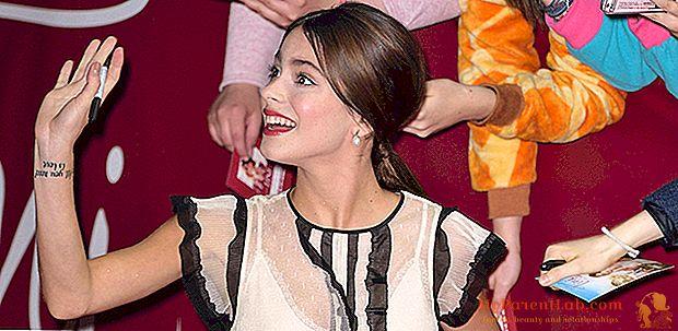 Martina Stoessel grįžta į kiną su Violetta