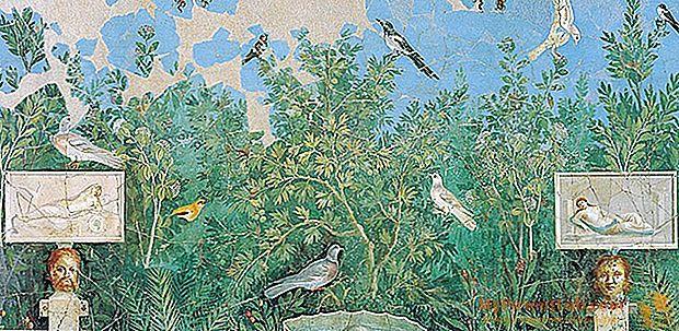 """""""מיתוס וטבע"""", המיתוס המוזן בתצוגה בפלאצו ריאל"""