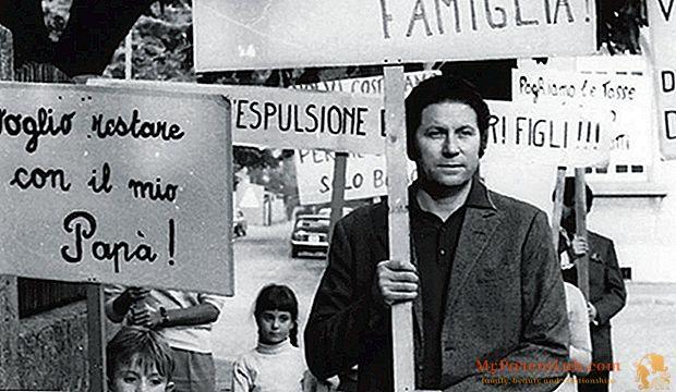 عندما كنا المهاجرين غير الشرعيين. في رواية نيكوليتا بورتولوتي صفحة منسية من تاريخنا