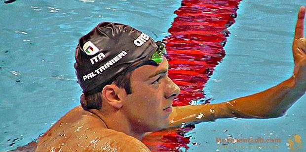 Rio 2016, emas Paltrinieri memenuhi impian seorang anak: penerbangan tanpa gravitasi