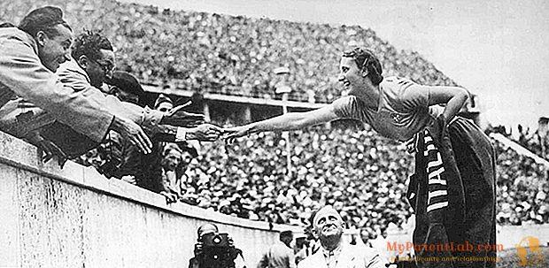 Rio 2016: Olympische Spiele, gestern und heute italienischer Meister