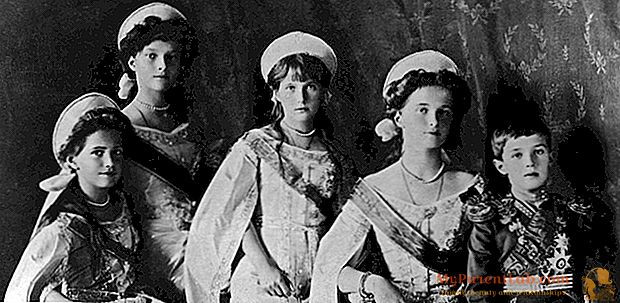 Romanov: Anastasia no murió en 1918?