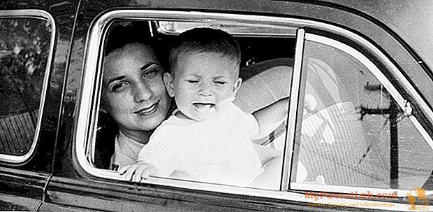 Keamanan mobil: kebiasaan lama itu sangat romantis tetapi sangat berbahaya