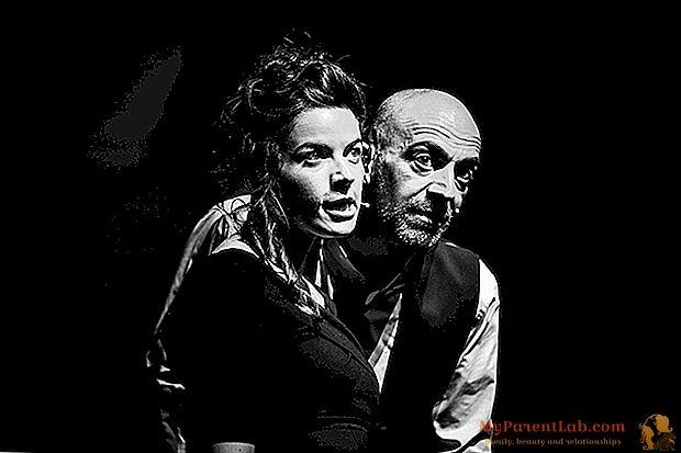 Drakula atvyksta į teatrą ... roko versijoje