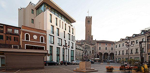 Reinicio de Treviso: la ciudad se transforma y se centra en el arte y la alta tecnología.