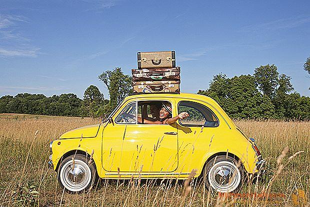 Urlaub mit dem Auto. Kleiner Leitfaden für den Sommer-Exodus