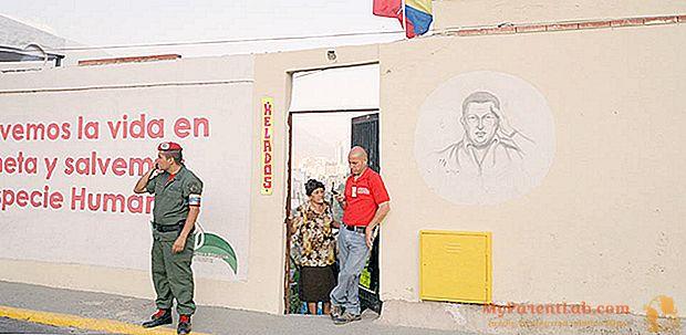 Venesuela balsavo: Chavezo efektas išnyko, kuris atneš šalį sugadinti?