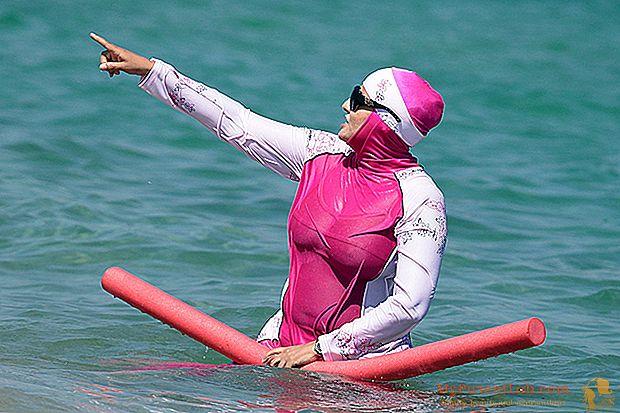 حظر بوركيني على الشاطئ؟ مشكلة كاذبة. مما يجعل المرأة المسلمة تشعر بمزيد من التمييز ضدها
