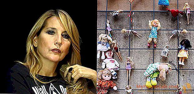 Nukkien seinät 2018, jotka on omistettu Alessandra Appianolle