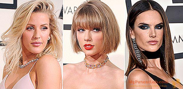 髪の毛:2016 Grammy Awardsからの3スタイルのレッスン