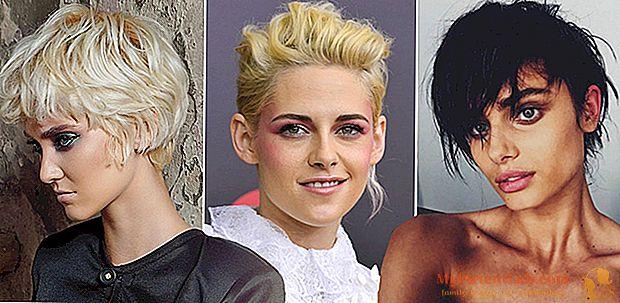 Rambut pendek: tren untuk musim dingin 2016/17