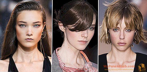 Hiukset: vuoden 2016 odotukset leikkauksista ja väreistä