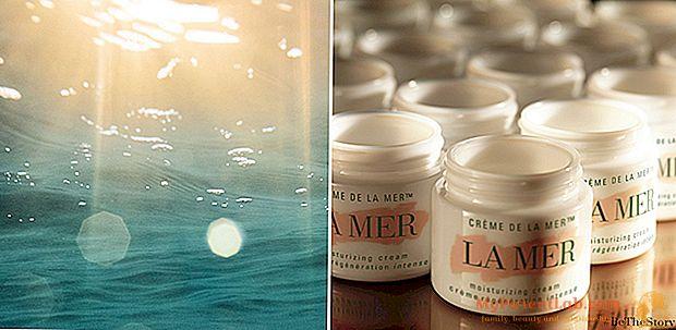 La Mer, do mar para a pele