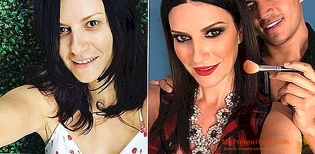 Laura Pausini y otras divas sin maquillaje en Instagram