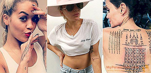 Mini, lineal, puntos, jap o 3D: las tendencias del tatuaje de 2017