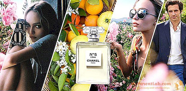 におい:Chanel N°5 L'Eau