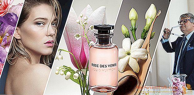 الرائحة: مجموعة Les Parfums ، لويس فويتون