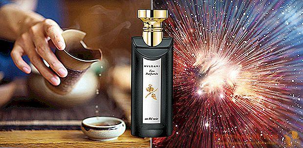 Olor: Eau Parfumée au Thé Noir, Bulgari
