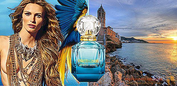 Bau: Paradiso Azzurro, aroma Roberto Cavalli yang baru